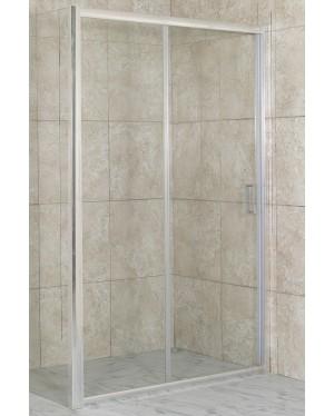 DIAS 100 Clear Well Dvoudílné sprchové dveře posuvné