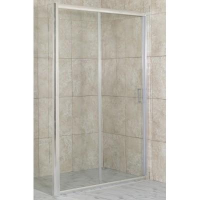 DIAS 120 Grape Well Dvoudílné sprchové dveře posuvné