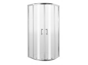 INA 90 Clear CORN Well Sprchový kout s vaničkou