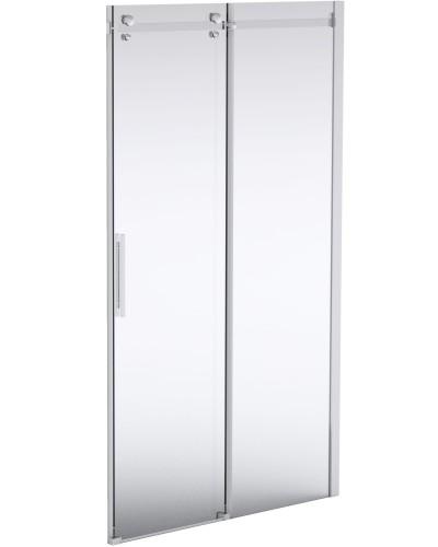 ACYNT 120 Clear Well Sprchové dveře na rolnách