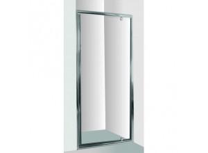 SMART - ALARO 80 x 190 čiré Sprchové dveře do niky
