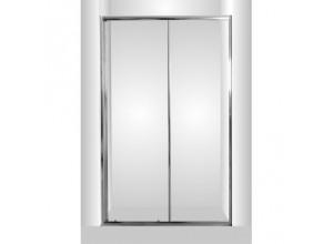 SMART - SELVA - 120 x 190 cm Sprchové dveře do niky čiré