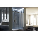 MAYA 135×190 cm sklo čiré Hopa sprchové dveře