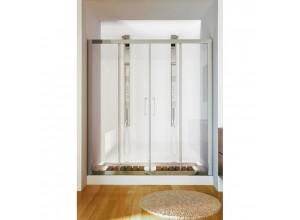 MITHRA 155 Hopa Sprchové dveře čtyřdílné, posuvné