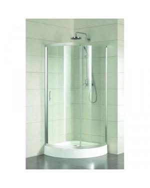 Sprchový kout Albatera 90 Olsen-Spa s akrylátovou vaničkou