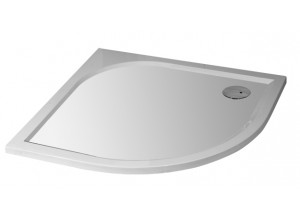 STONE 9090R Arttec sprchová vanička čtvrtkruhová