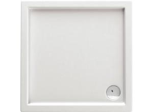COOL Q 100 Well Sprchová vanička akrylátová, výška 5,5 cm