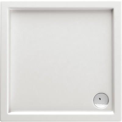 COOL Q 80 Well Sprchová vanička akrylátová, výška 5,5 cm