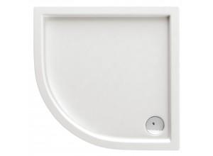 COOL 80 Well Sprchová vanička akrylátová, výška 5,5 cm