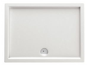 COOL 100x80 Well Sprchová vanička akrylátová, výška 5,5 cm
