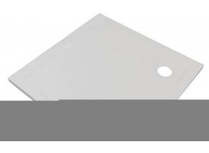 RENO 90×90 Well vanička sprchová mramorová special