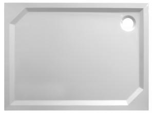 Plovdiv II 120×90 Hopa vanička sprchová mramorová