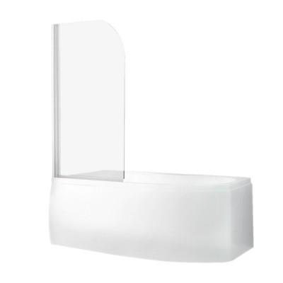 ALICE White 81 x 140 cm Well Vanová zástěna jednodílná