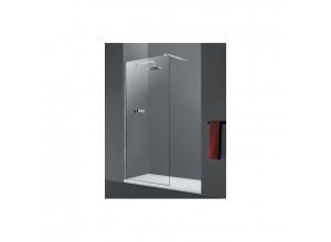 Walk-in sprchový kout LAGOS - 130 × 195 (v) cm