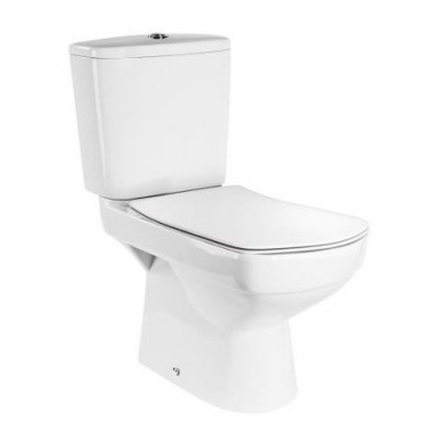 ALMERO KOMBI RIMLESS WC včetně sedátka Soft-close