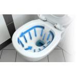 CURT mini RIMLESS WC mísa závěsná včetně sedátka Duroplast, bílá