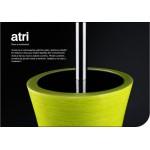 ATRI AT 5094-50 Nimco Stojánkový WC kartáč
