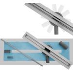 S-800 Well Sprchový odtokový podlahový žlab