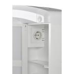 MAX 65 x 54 Jokey Zrcadlová skříňka - bílá