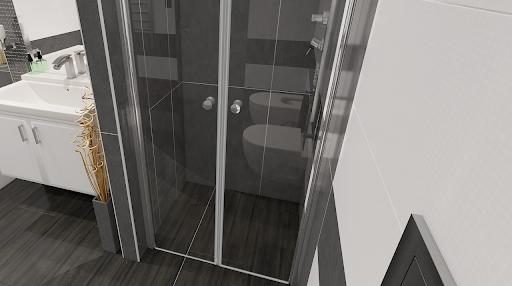 dvoukridle sprchove dvere