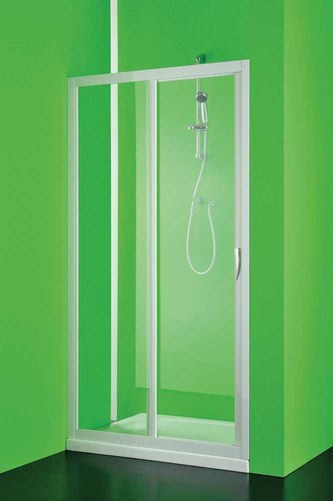 MAESTRO DUE Olsen-Spa sprchová zástěna sklo čiré, skladem