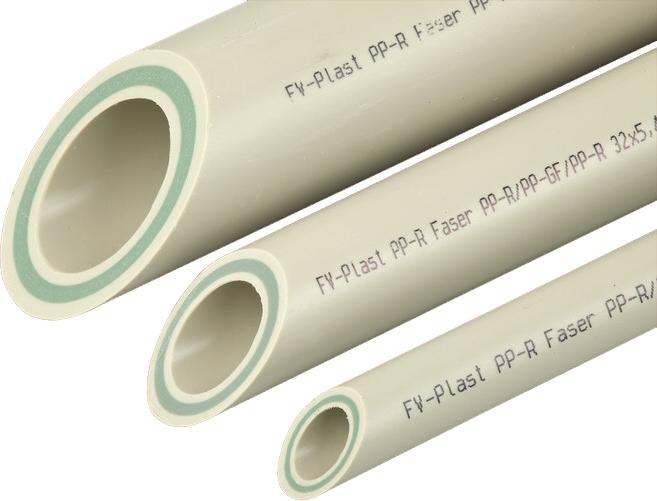 PPR Trubka PN 20 průměr 32×5,4×3000 FASER 107033