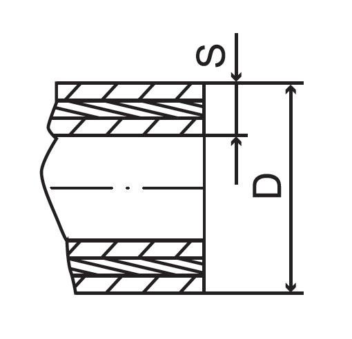 PPR Trubka PN 20 průměr 40×6,7×3000 FASER 107041