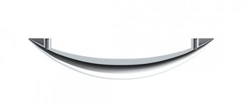 Skříňka spodní 147 cm s keramickým dvojumyvadlem, nožičky K 147D N 01
