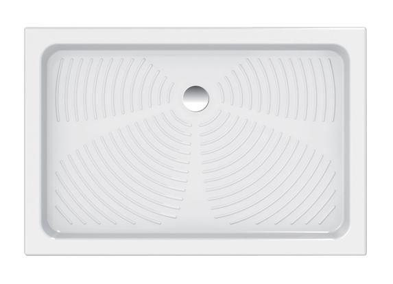 ORIONE 120x80 Hopa vanička sprchová keramická, skladem