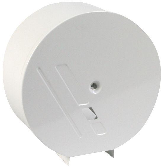 449 Zásobník toaletního papíru kovový pr. 210 mm - bílá
