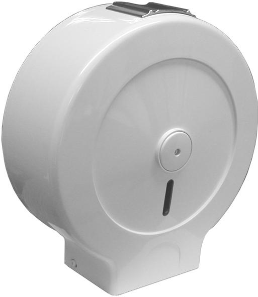 511 Zásobník toaletního papíru pr. 260 mm - bílá
