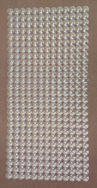0159 Protiskluzová podložka do vany RONDO - transparentní