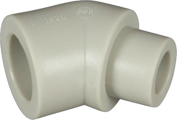 PPR Koleno 45° průměr 20 vnitřní/vnější