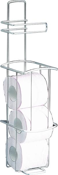 460414 ONDA Zásobník toaletního papíru - povrchová úpr. polytherm, skladem