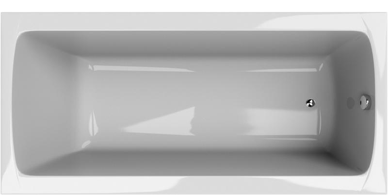 MONZA Hopa akrylátová vana, skladem