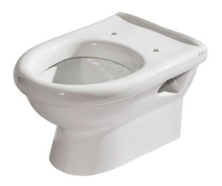 Roma Hopa WC závěsné, skladem