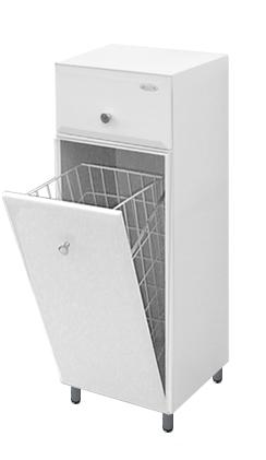 KN-30-C Olsen-Spa koupelnová skříňka spodní s košem, skladem