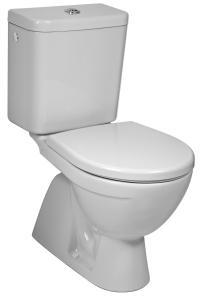 JIKA LYRA PLUS H8263870002413 WC kombi spodní - hluboké splachování, boční napouštění, skladem