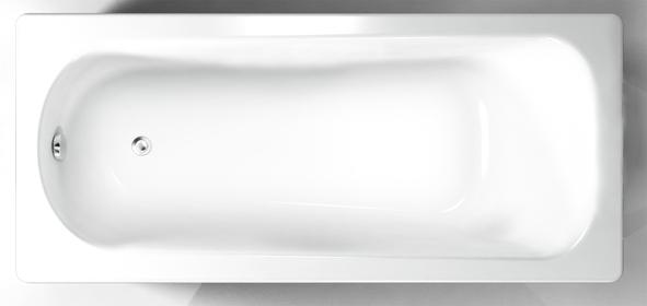 KV PRINCESS Arttec akrylátová klasická obdélníková vana, skladem