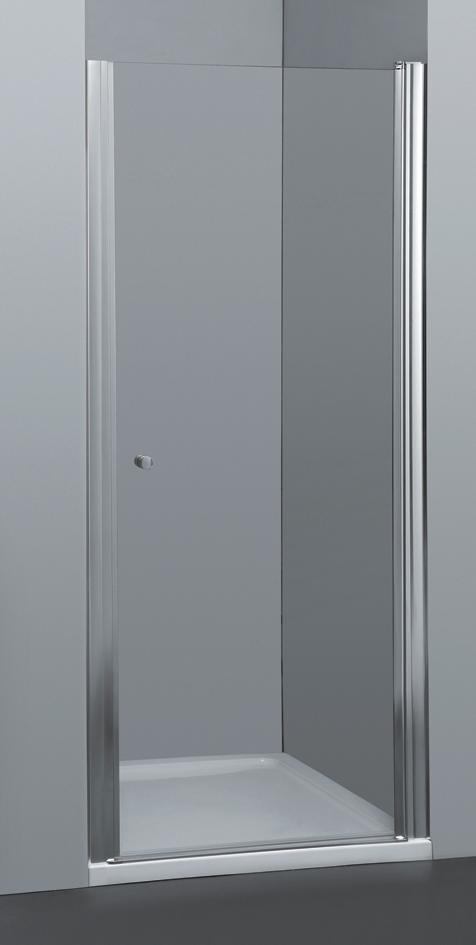 MOON 80 clear NEW Arttec Sprchové dveře do niky, skladem