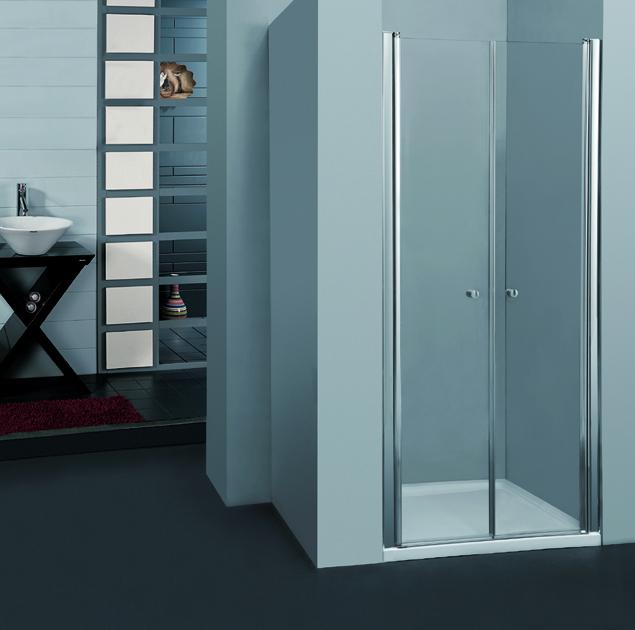 SALOON 80 clear NEW Arttec Sprchové dveře do niky, skladem