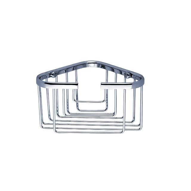 OP 108N-26 Nimco Koupelnová drátěná rohová polička , skladem