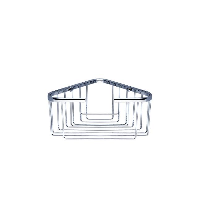 OP 106-26 Nimco Koupelnová drátěná rohová polička , skladem