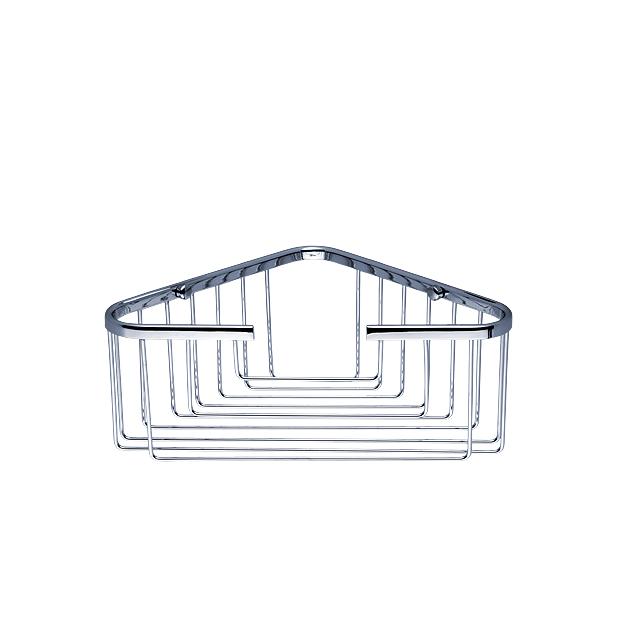 OP 107-26 Nimco Koupelnová drátěná rohová polička , skladem