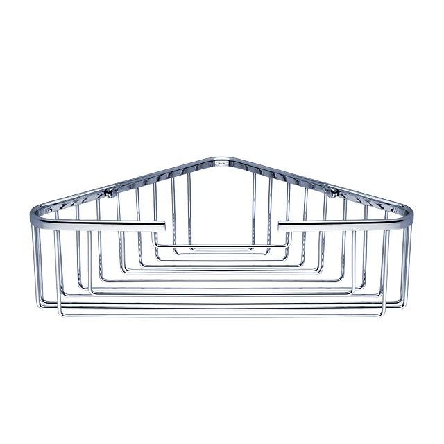 OP 105N-26 Nimco Koupelnová drátěná rohová polička , skladem