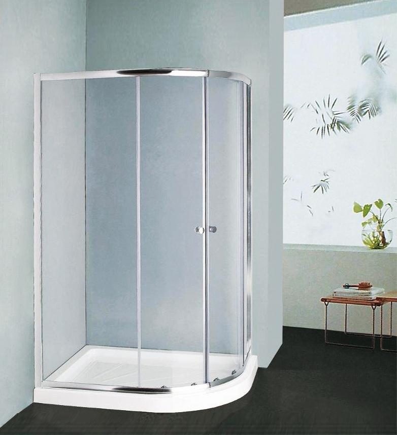 KLASIK 80x120 clear NEW Arttec sprchový kout , skladem