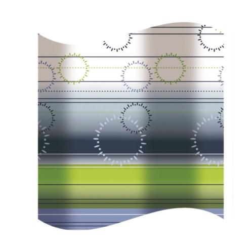 KD02100852 Olsen-Spa koupelnový závěs polyester, skladem