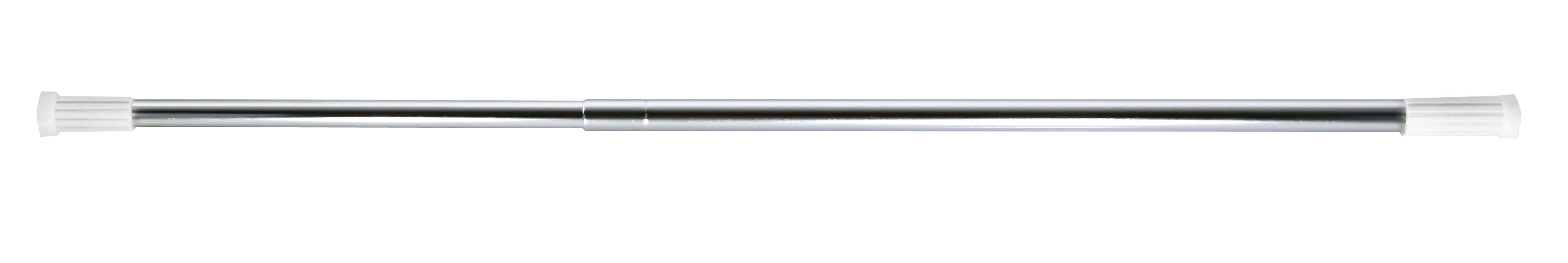 Tyč na sprchový závěs Olsen 140-260 chrom, skladem