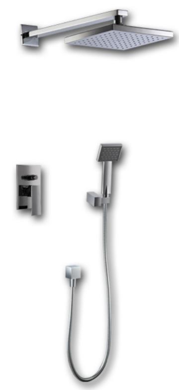 THAMES 75 2449C Hopa baterie sprchová podomítková s příslušenstvím, skladem