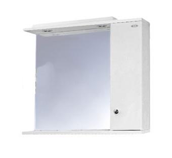 HELIOS 5 pravá Olsen-Spa zrcadlo se skříňkou a osvětlením, skladem